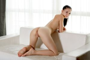 Фото бесплатно Анета, спина, ноги