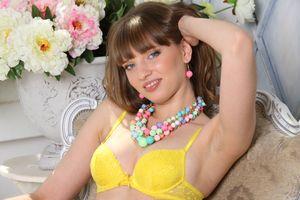 Фото бесплатно обнаженная девушка, милая, Вилка