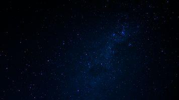 Фото бесплатно галактика, космическое пространство, темно