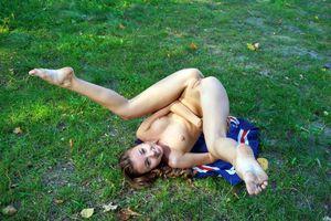 Фото бесплатно улыбка, Линда Погоня Линда, голые