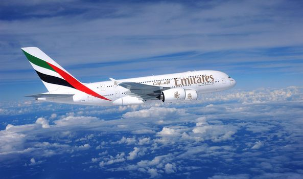 Photo free a380, airbus, airline