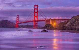Мост Золотые Ворота · бесплатное фото