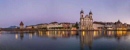 Photo free Switzerland, panorama, cityscape