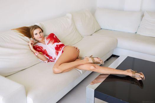 Бесплатные фото Nordica,красотка,голая,голая девушка,обнаженная девушка,позы,поза,сексуальная девушка,эротика,Nude,Solo,Posing