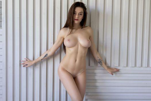 Photo free tattoo, naked, nipples