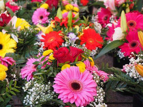 Фото бесплатно Красивый букет, букет, цветы