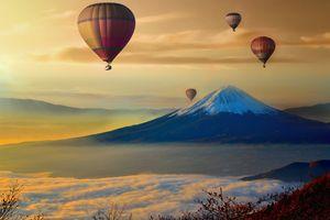 Фото бесплатно landscape, sky, clouds