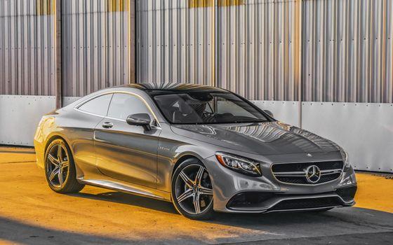 Photo free Mercedes, Mercedes Benz, Mercedes S Class