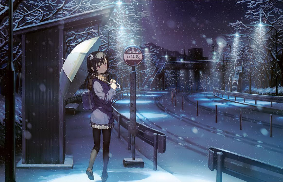 Фото бесплатно аниме девушка, шизуку, кантоку - на рабочий стол
