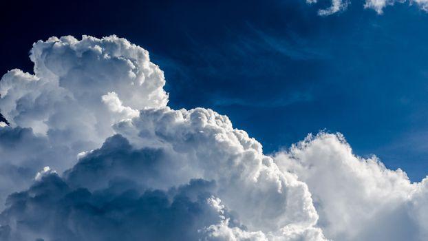 Заставки боке, облака, природа