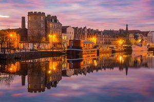 Заставки Эдинбург, Шотландия, город