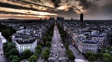 Photo free paris, cityscape, france