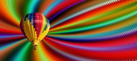 Фото бесплатно воздушный шар, цвет, красочный