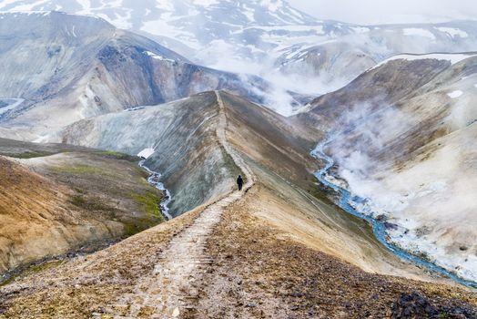 Заставки Исландия, ландшафты, снег