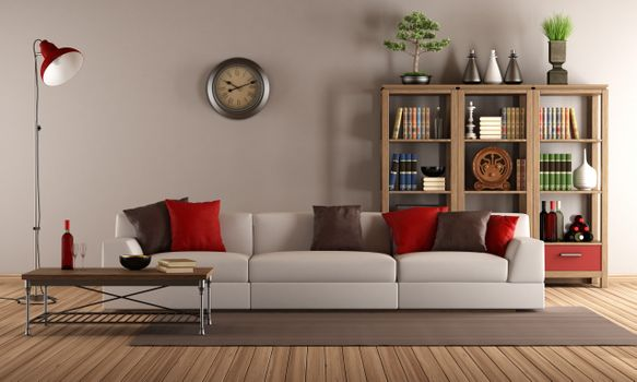 Photo free interior, living room, furniture