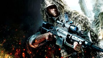 Photo free Sniper: Ghost Warrior 2, army buildings, troops