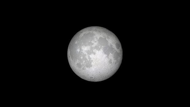 Фото бесплатно Луна, темнота, отражение