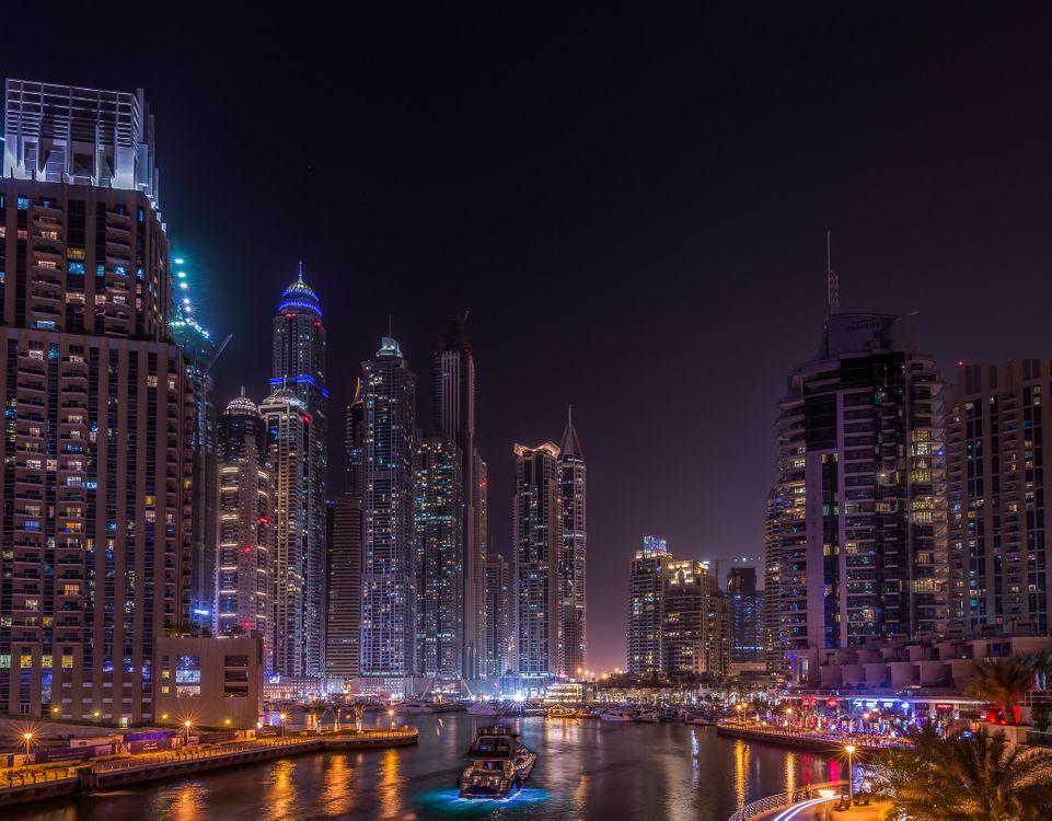 Фото бесплатно ОАЭ, архитектура, Дубай - на рабочий стол