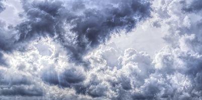 Фото бесплатно небо, облака, панорама