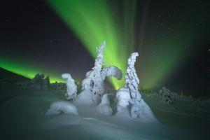 Сияющее небо · бесплатное фото