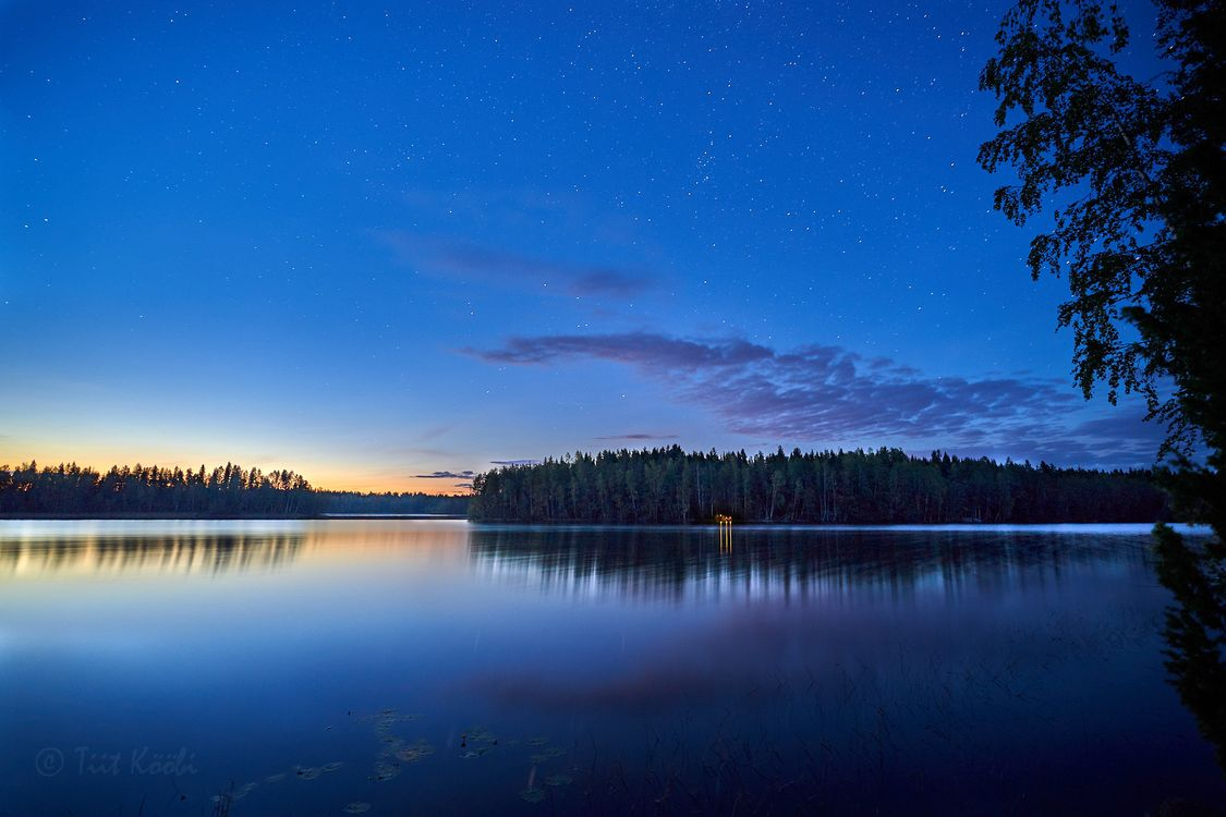 The Lakes Of Finland · free photo