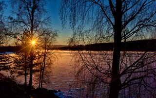 Photo free Kramfors, landscape, nature