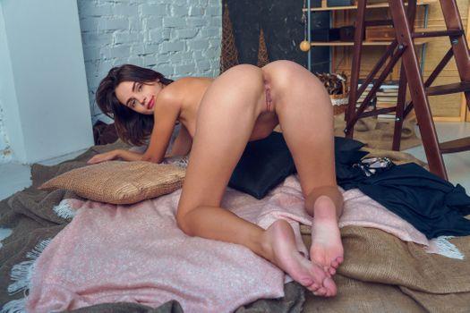 Фото бесплатно эротика, Ariela, обнаженная женщина