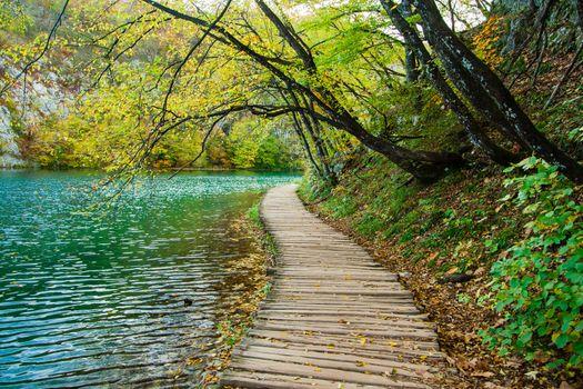 Красивые картинки национальный парк плитвицкие озера, хорватия бесплатно
