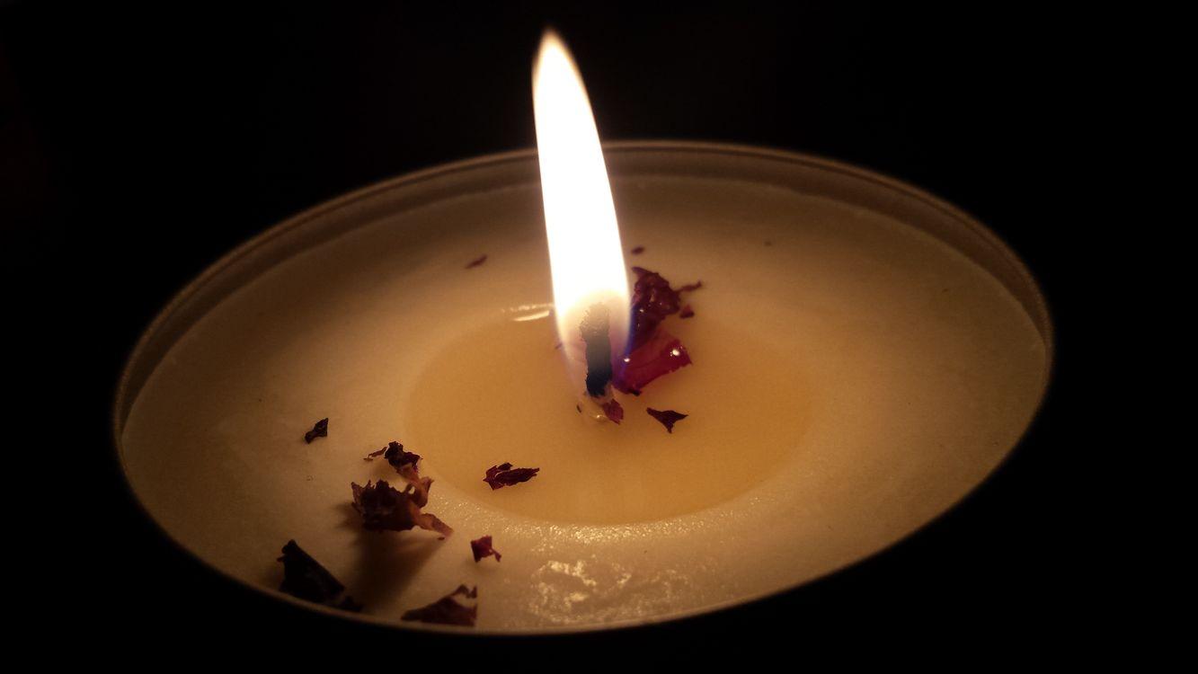 Обои свечи, расслабляющий, релаксация картинки на телефон