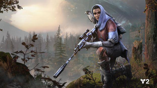 Photo free Destiny 2, Destiny, Games