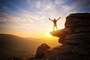 Фото бесплатно счастливые, настроение, горы