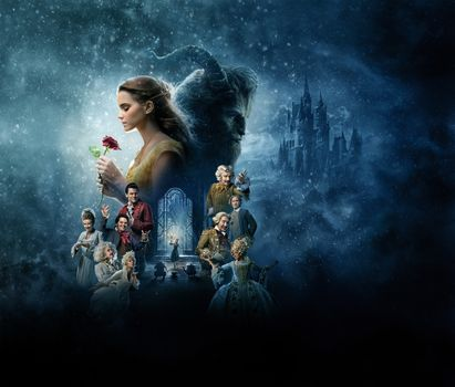 Photo free melodrama, musical, Beauty and the beast 2017