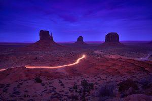 Фото бесплатно Monument Valley, Парк Долина Монументов, Monument Valley Navajo Tribal Park