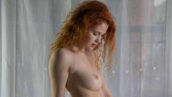 Бесплатные фото Хейди Романова,рыжая,сиськи,большие сиськи,соски,ню