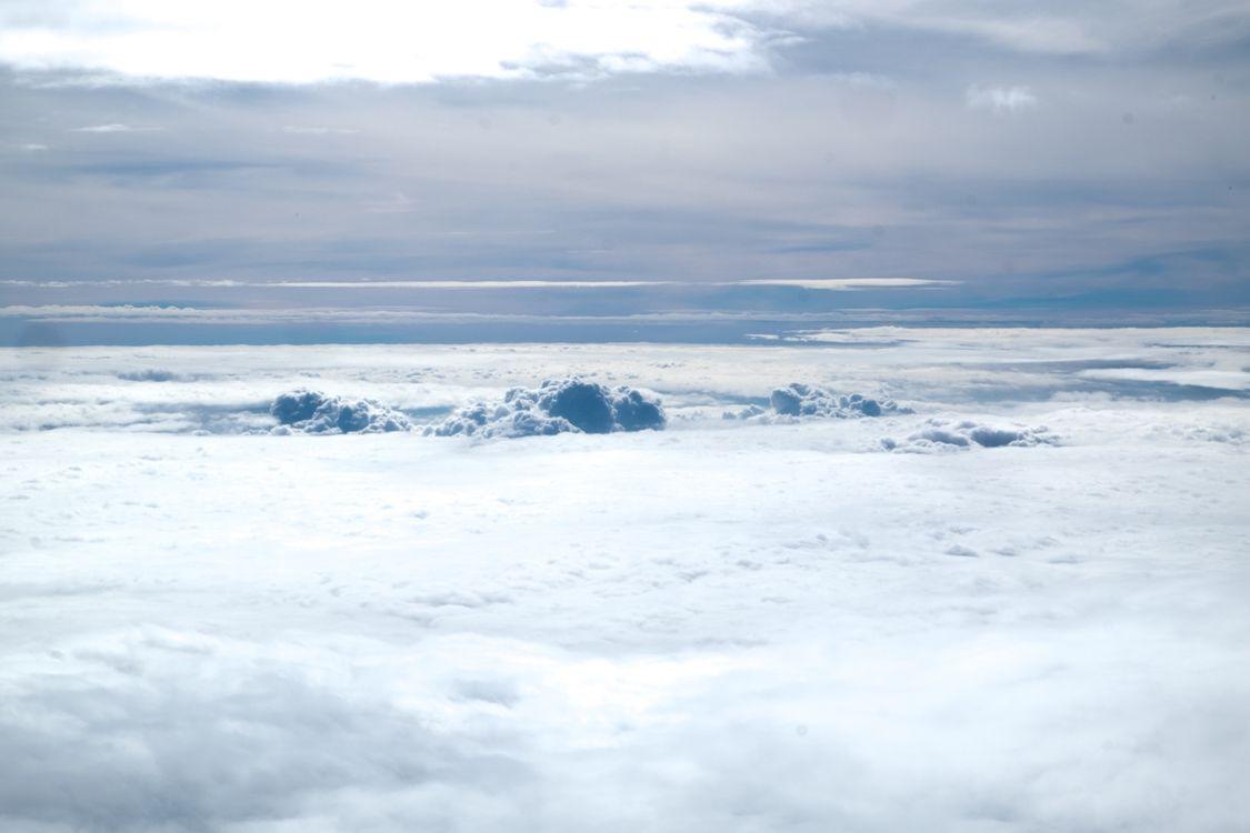Фото снег атмосферное явление горизонт - бесплатные картинки на Fonwall