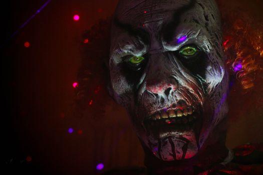 Заставки Clown, Клоун, монстр