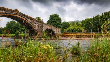 Фото бесплатно Чайхана, Сноудония, Северный Уэльс