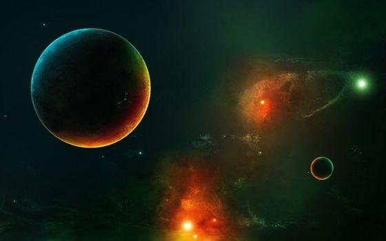 Бесплатные фото планета,Космос,Пространство искусства
