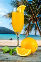 Заставки пляж, напиток, цитрусовые