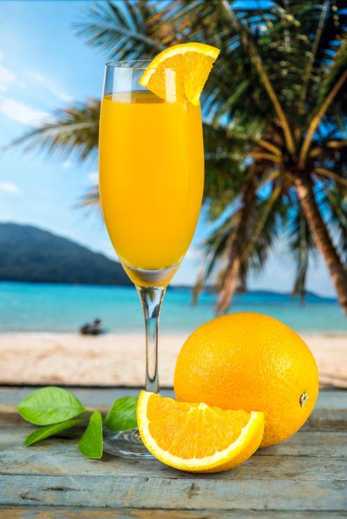 Фото бесплатно пляж, напиток, цитрусовые - на рабочий стол