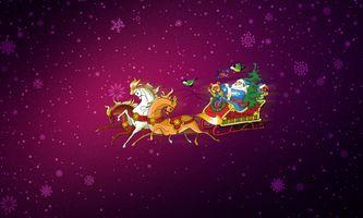 Фото бесплатно Рождественский стиль, новый год, Санта-Клаус