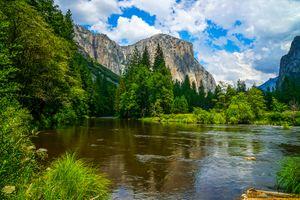 Фото бесплатно Сьерра-Невада, лес, деревья