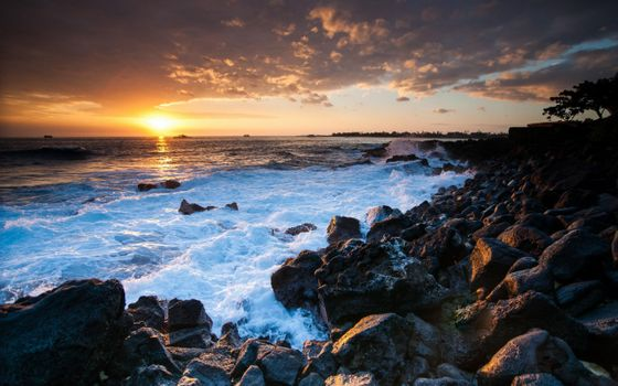 Photo free shore, landscapes, ocean