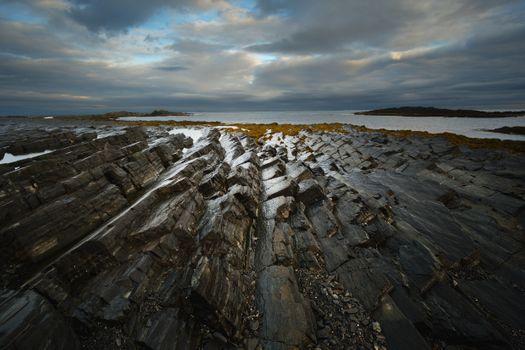 Barents Sea coast · free photo