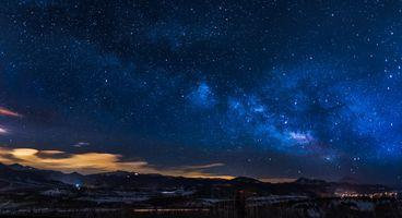 Фото бесплатно Астрономия, красивые, облака