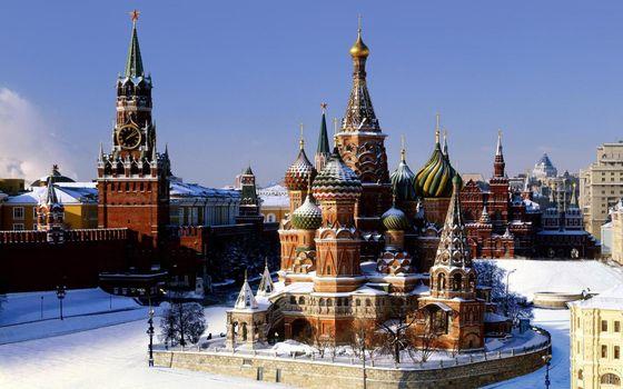 Фото бесплатно Европа, Москва, место