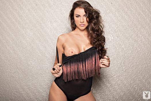 Фото бесплатно Ребекка Линн, красотка, голая