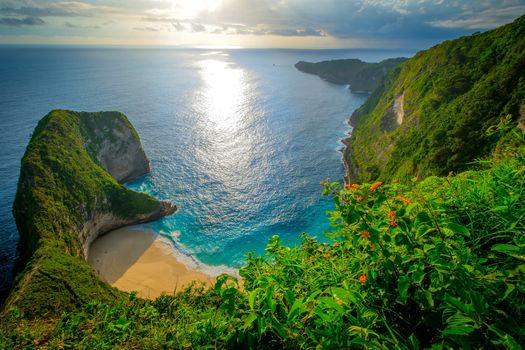 Photo free Indonesia, Kelingking Beach, Nusa Penida