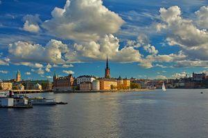 Фото бесплатно Стокгольм, город, Гамла Стан