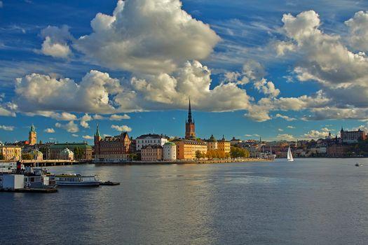 Photo free Stockholm, city, Gamla Stan